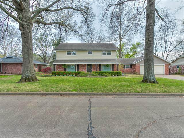 1413 SE Hampden Road, Bartlesville, OK 74006 (MLS #2012290) :: Hopper Group at RE/MAX Results
