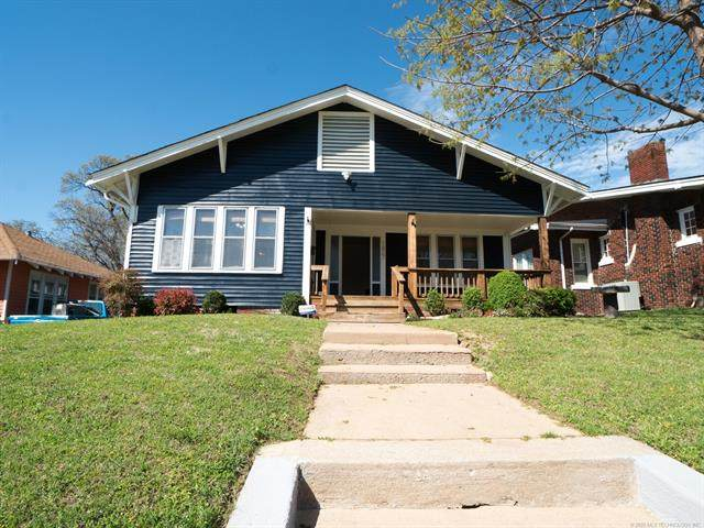 1807 W Cameron Street, Tulsa, OK 74127 (MLS #2012314) :: Hopper Group at RE/MAX Results