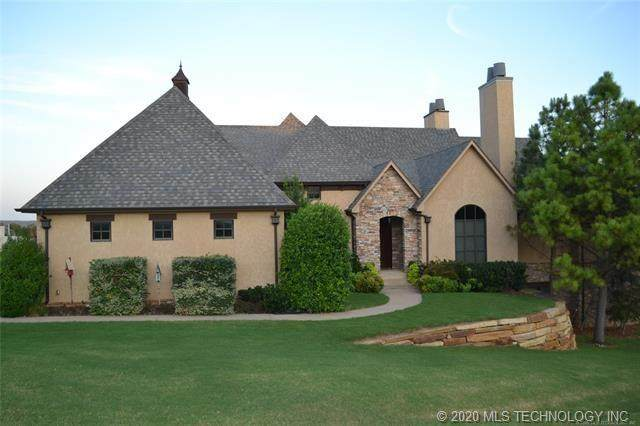 9619 Shoreline Circle, Sperry, OK 74073 (MLS #2012326) :: Hopper Group at RE/MAX Results
