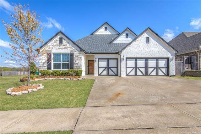 2115 E 132nd Street S, Bixby, OK 74008 (MLS #2012346) :: Hopper Group at RE/MAX Results