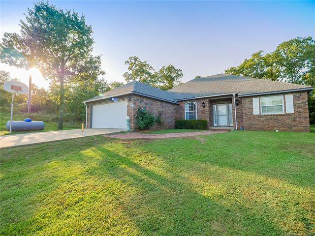23684 S 394 Road, Fort Gibson, OK 74434 (MLS #2012347) :: Hopper Group at RE/MAX Results