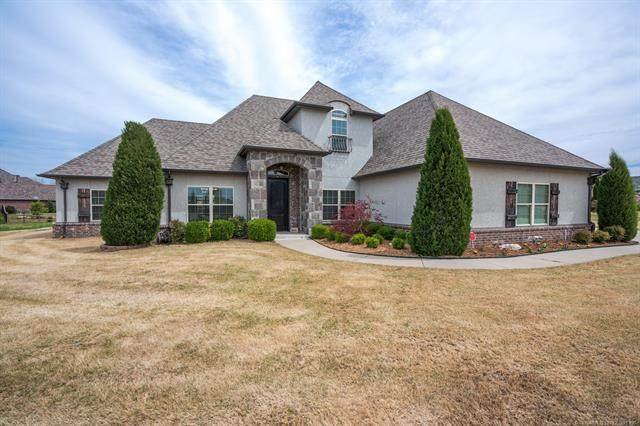 6463 N Twin Creeks Drive, Owasso, OK 74055 (MLS #2012459) :: Hopper Group at RE/MAX Results