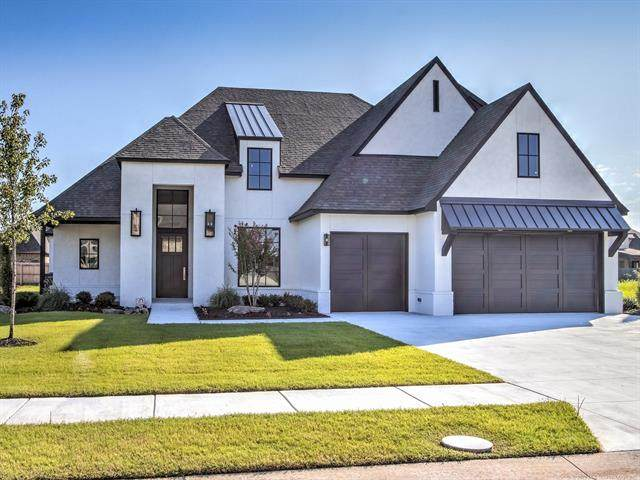 6721 E 134th Place, Bixby, OK 74008 (MLS #2012484) :: Hopper Group at RE/MAX Results