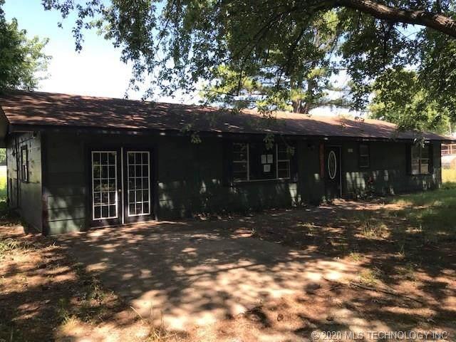 5193 Sawmill Road, Caddo, OK 74729 (MLS #2012523) :: 580 Realty