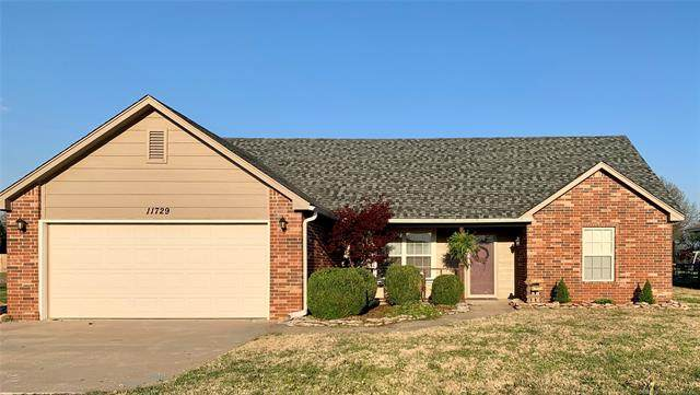 11729 N 194th East Avenue, Collinsville, OK 74021 (MLS #2012538) :: Hopper Group at RE/MAX Results