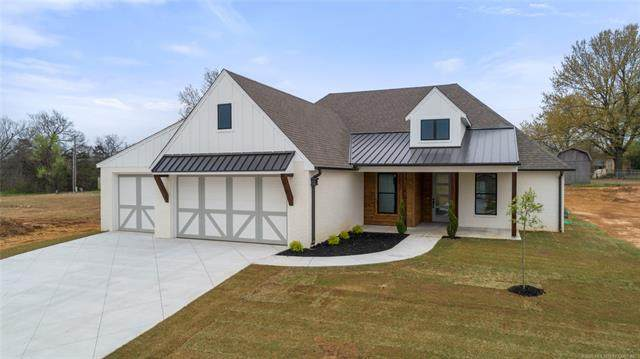 18 E 32nd Street, Sand Springs, OK 74063 (MLS #2012585) :: RE/MAX T-town