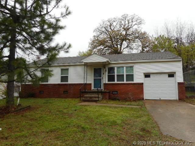808 N Cedar Avenue, Sand Springs, OK 74063 (MLS #2012599) :: RE/MAX T-town