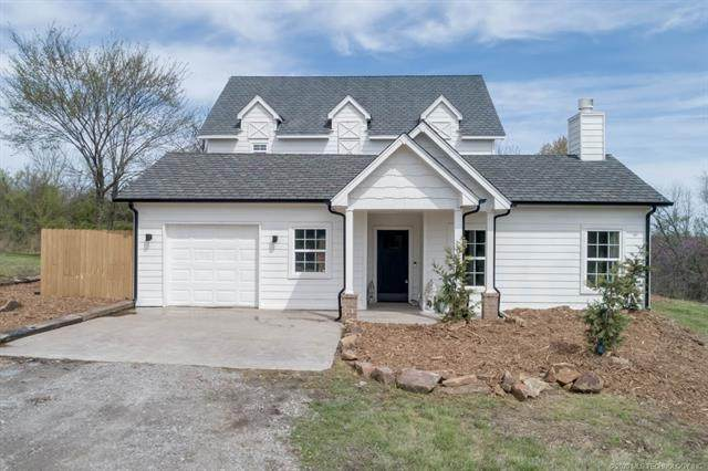 18133 W 35th Street S, Sand Springs, OK 74063 (MLS #2012610) :: Hopper Group at RE/MAX Results