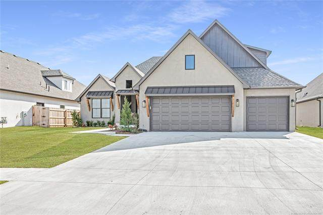7386 E 124th Street S, Bixby, OK 74008 (MLS #2012639) :: Hopper Group at RE/MAX Results
