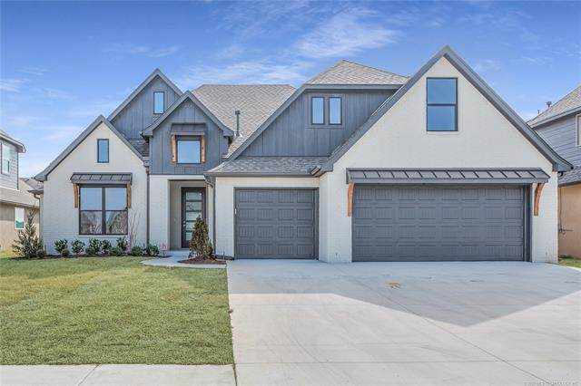 7374 E 124th Street S, Bixby, OK 74008 (MLS #2012640) :: Hopper Group at RE/MAX Results