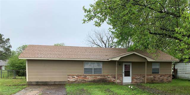 1003 Sambo Drive, Madill, OK 73446 (MLS #2012648) :: Hopper Group at RE/MAX Results