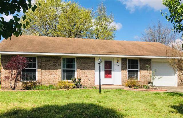 2117 N 11th Street, Mcalester, OK 74501 (MLS #2012660) :: Hopper Group at RE/MAX Results