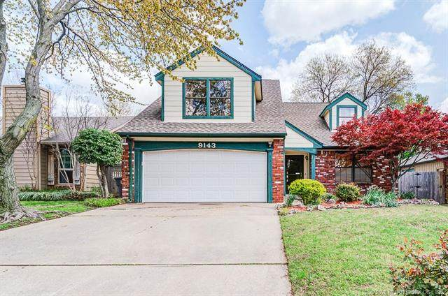 9143 S Maplewood Avenue, Tulsa, OK 74137 (MLS #2012665) :: Hopper Group at RE/MAX Results