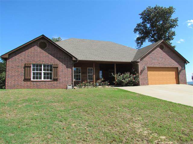 423855 E 1172 Road, Eufaula, OK 74432 (MLS #2012671) :: Hopper Group at RE/MAX Results