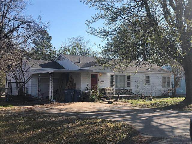 1205 E Seneca Avenue, Mcalester, OK 74501 (MLS #2012675) :: Hopper Group at RE/MAX Results
