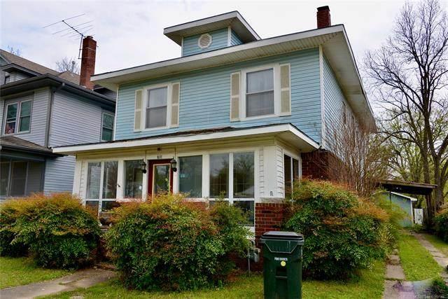 703 W Moore Street, Henryetta, OK 74437 (MLS #2012767) :: Active Real Estate
