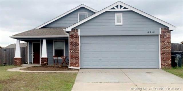 10412 S Olmsted Place, Jenks, OK 74037 (MLS #2012788) :: Hopper Group at RE/MAX Results