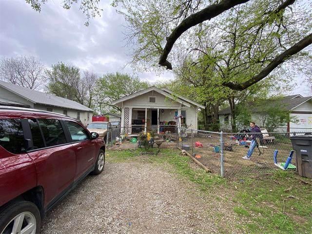 1323 N Santa Fe Avenue, Tulsa, OK 74127 (MLS #2012898) :: RE/MAX T-town