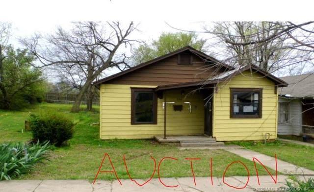 224 W Hobson Avenue, Sapulpa, OK 74066 (MLS #2012901) :: 918HomeTeam - KW Realty Preferred