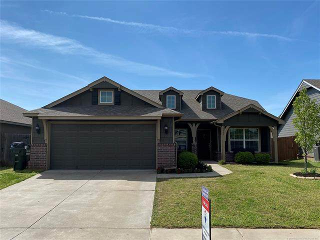 10904 N 117th East Place, Owasso, OK 74055 (MLS #2012922) :: RE/MAX T-town