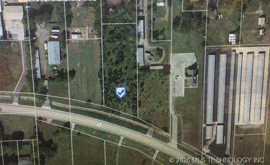 1335 E Graham Avenue, Pryor, OK 74361 (MLS #2012942) :: RE/MAX T-town