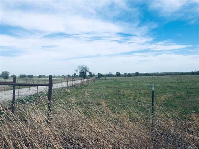 A Street, Savanna, OK 74565 (MLS #2012943) :: RE/MAX T-town