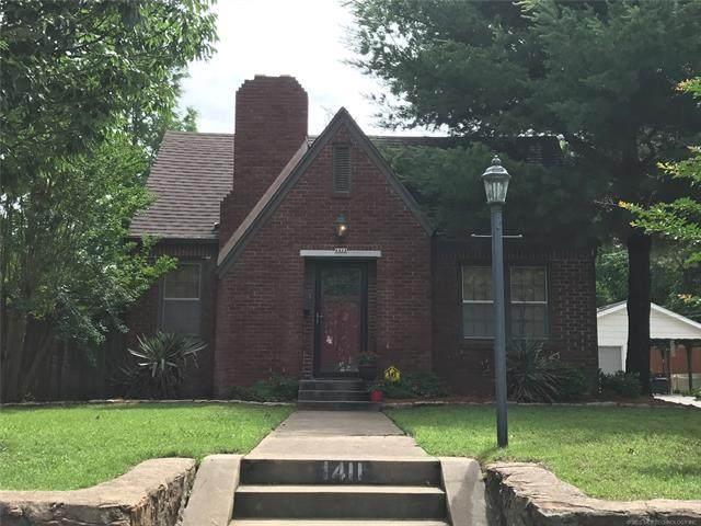 1411 S Gary Avenue, Tulsa, OK 74104 (MLS #2012976) :: Hopper Group at RE/MAX Results