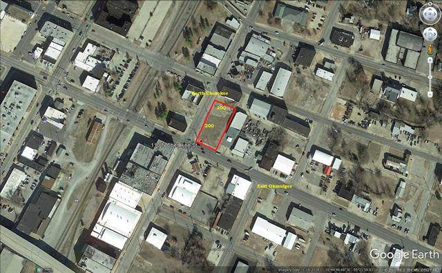 110 N Cherokee Street, Muskogee, OK 74403 (MLS #2012983) :: 580 Realty