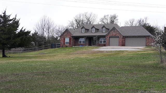 6560 Paxton Avenue, Sperry, OK 74073 (MLS #2013057) :: Hopper Group at RE/MAX Results