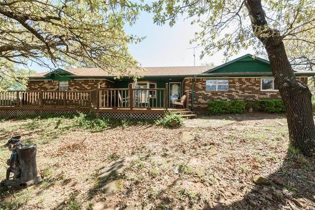 3809 N Timberline Lane, Cushing, OK 74023 (MLS #2013101) :: Active Real Estate
