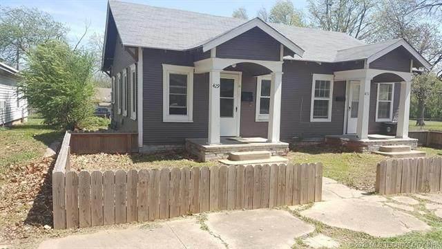 429 S Grand Avenue, Okmulgee, OK 74447 (MLS #2013129) :: 580 Realty