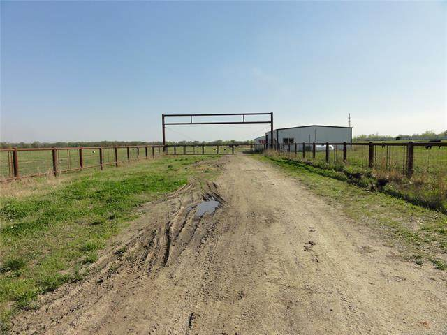 002 County Road Road, So Coffeyville, OK 74072 (MLS #2013180) :: Hopper Group at RE/MAX Results