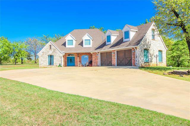 2504 Avalon Drive, Eufaula, OK 74432 (MLS #2013206) :: Hopper Group at RE/MAX Results