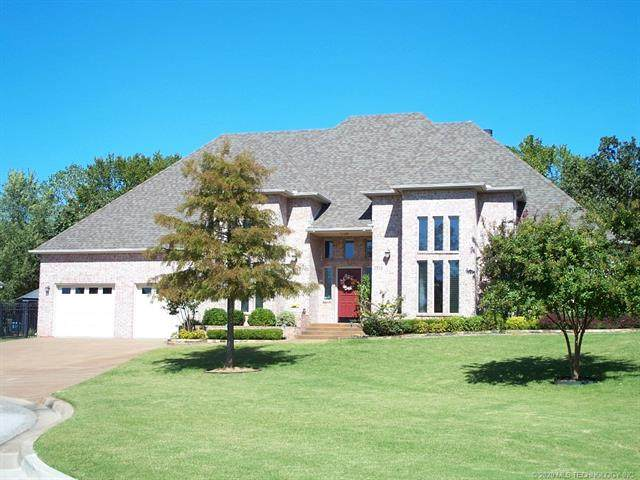 1310 N Northridge Court, Sand Springs, OK 74063 (MLS #2013260) :: Hopper Group at RE/MAX Results