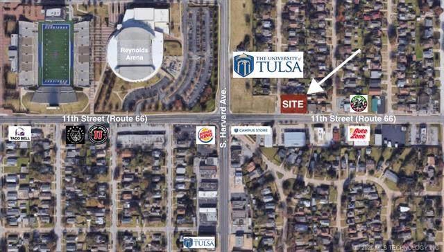 3409 E 11th Street, Tulsa, OK 74112 (MLS #2013375) :: 580 Realty