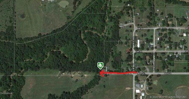 County Road 1460 Road, Stuart, OK 74570 (MLS #2013392) :: 918HomeTeam - KW Realty Preferred