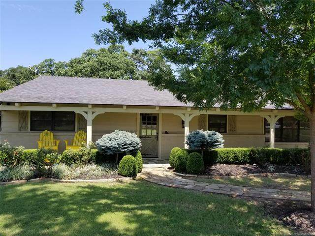 417031 E 1141 Road, Checotah, OK 74426 (MLS #2013647) :: Hopper Group at RE/MAX Results