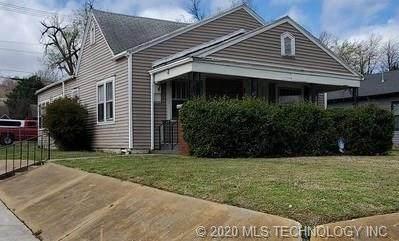 2204 N Martin Luther King Boulevard, Tulsa, OK 74106 (MLS #2013695) :: Active Real Estate