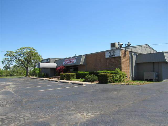 68 Industrial Drive, Mannford, OK 74044 (MLS #2013844) :: Hopper Group at RE/MAX Results