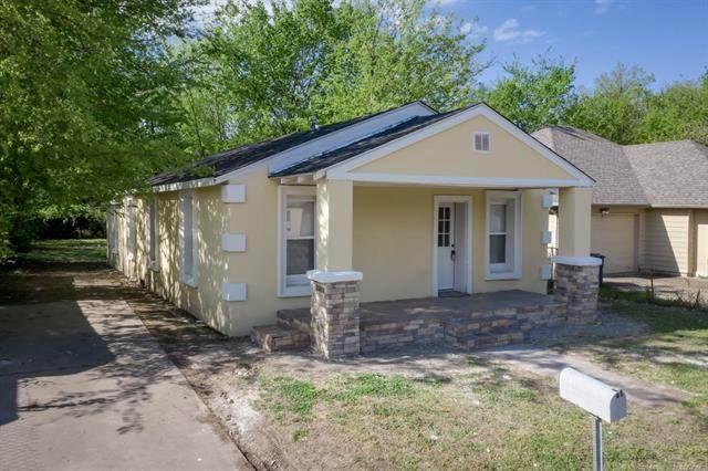764 E Seminole Place, Tulsa, OK 74106 (MLS #2013850) :: Active Real Estate