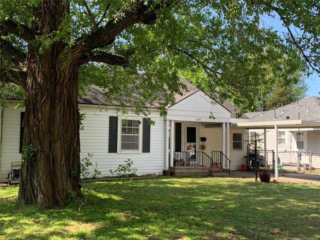 2337 Manila Street, Muskogee, OK 74403 (MLS #2014046) :: Hopper Group at RE/MAX Results