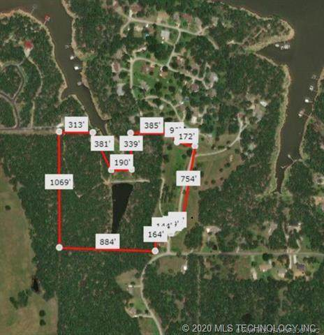 30 N Timberlane Drive N, Cleveland, OK 74020 (MLS #2014058) :: Hopper Group at RE/MAX Results