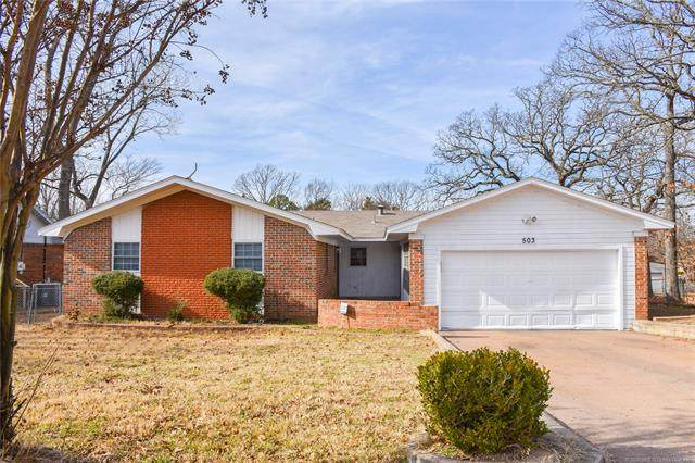 503 Price Street East, Ada, OK 74820 (MLS #2014129) :: Hopper Group at RE/MAX Results