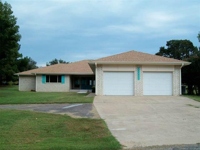 109431 S 4158 Road, Checotah, OK 74426 (MLS #2014135) :: 918HomeTeam - KW Realty Preferred