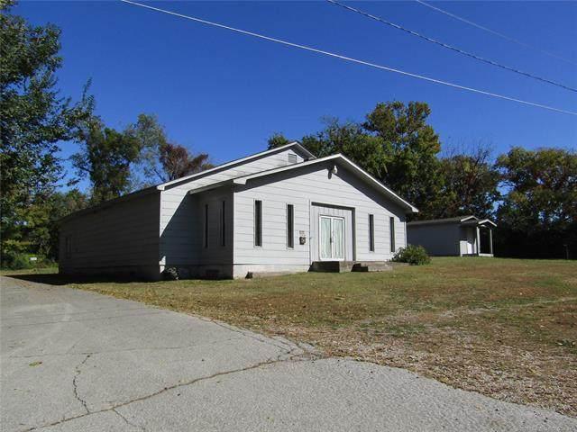 665 S College Court, Tahlequah, OK 74464 (MLS #2014249) :: Active Real Estate