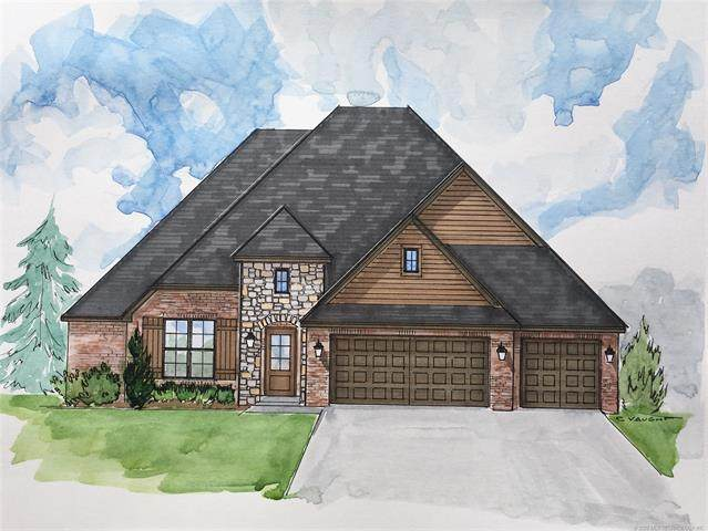 13217 S 96th East Avenue, Bixby, OK 74008 (MLS #2014420) :: Hopper Group at RE/MAX Results