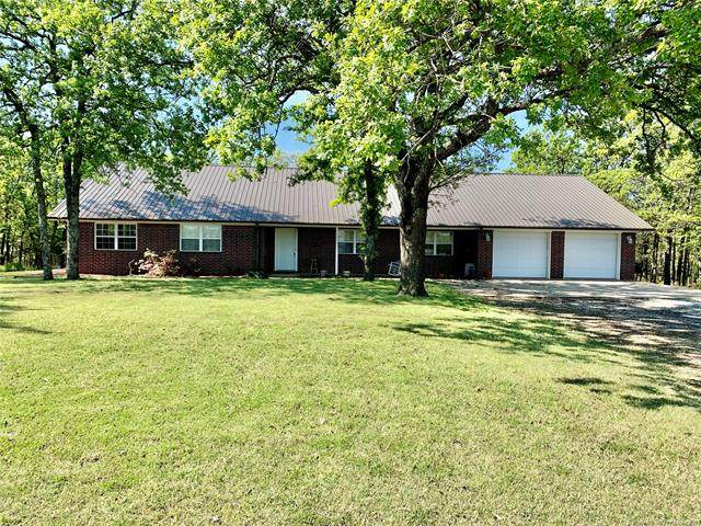 4920 N 372 Road, Allen, OK 74825 (MLS #2014457) :: Active Real Estate