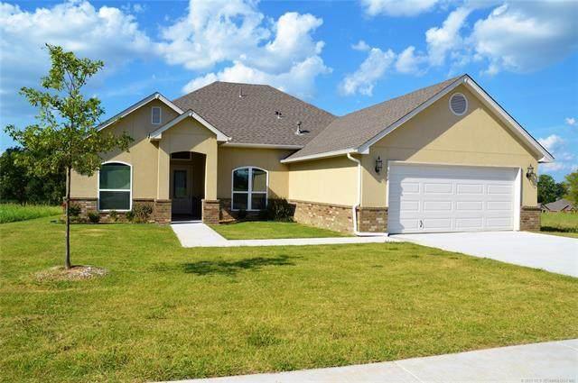 14674 S Lakewood Place, Bixby, OK 74008 (MLS #2014508) :: 918HomeTeam - KW Realty Preferred