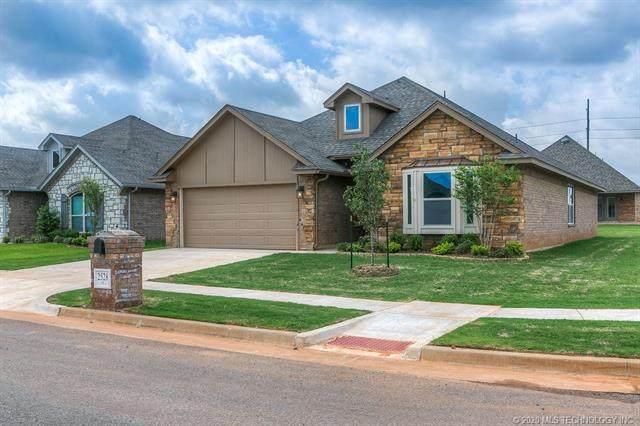 14656 S Lakewood Place, Bixby, OK 74008 (MLS #2014511) :: 918HomeTeam - KW Realty Preferred