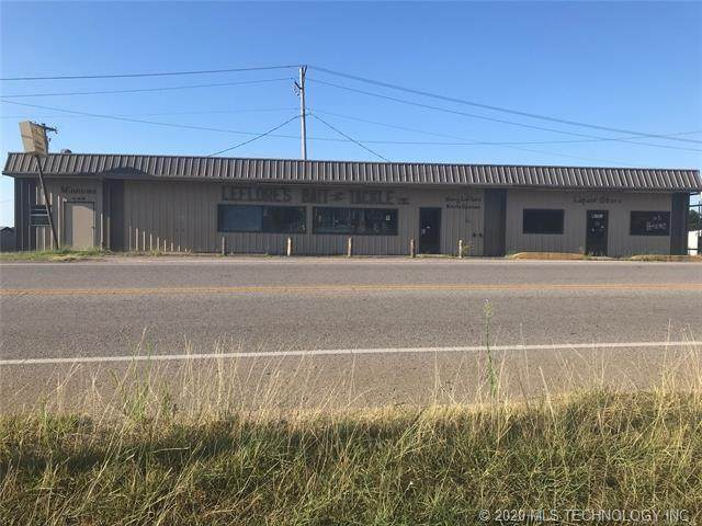 509 Highway 70 Highway E, Kingston, OK 73439 (MLS #2014521) :: Active Real Estate